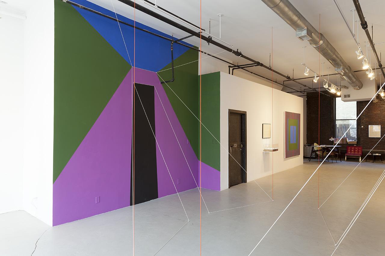 P!, Brian-ODoherty_Simone-Subal-Gallery_4