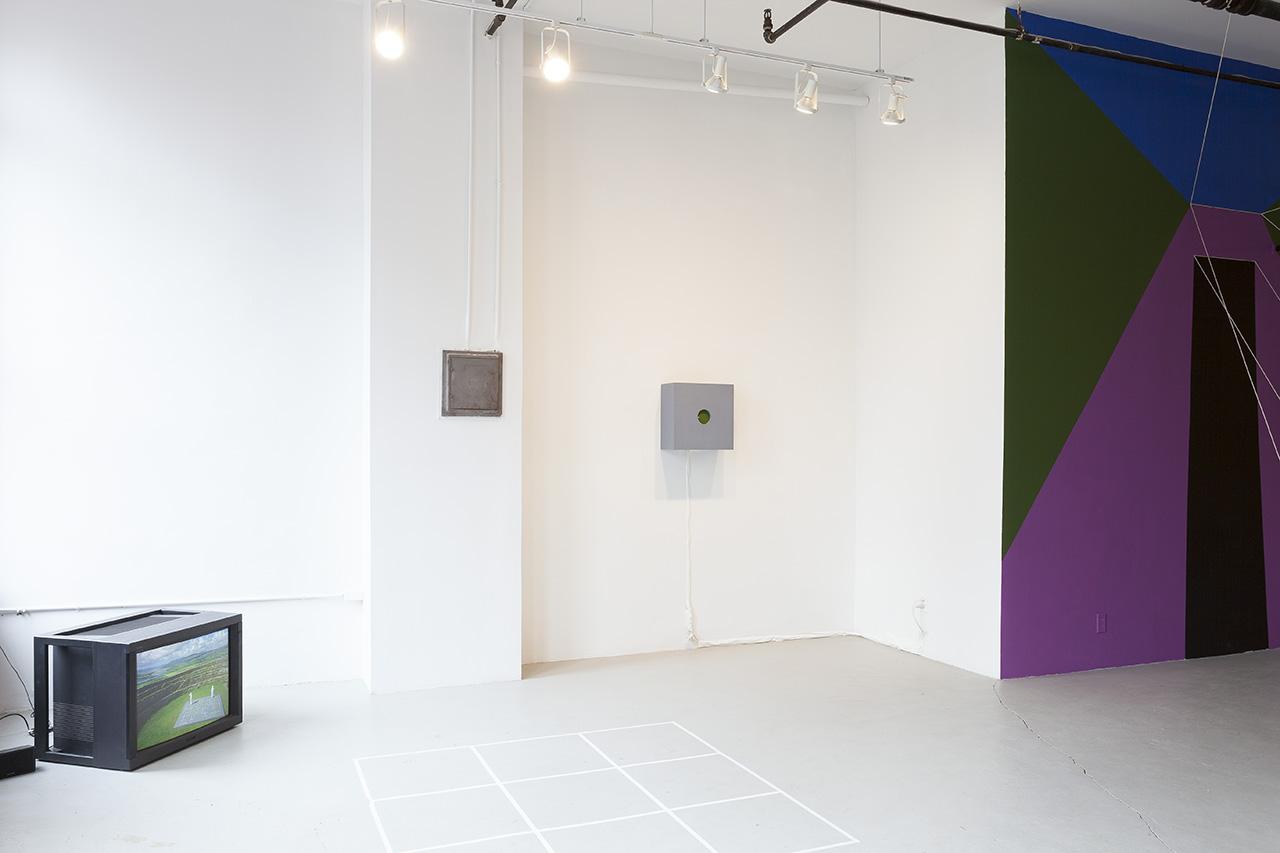 P!, Brian-ODoherty_Simone-Subal-Gallery_7