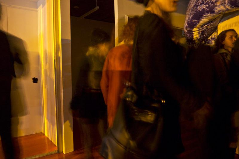 P!,  Part II of Possibility 02: Growth with Katarzyna Krakowiak, Shorthand, 2012. Performance, 17 November 2012