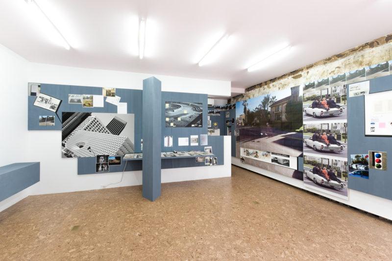 P!, Mathew Hale: 5TH HELENA …, installation view