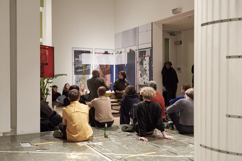 P!, P!CKER2.PV 1 Conversation between Céline Condorelli and Prem Krishnamurthy 22 November 2017 Part of P!CKER, Part II Céline Condorelli: Prologue, 2017 Stanley Picker Gallery