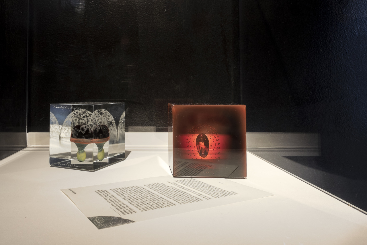 P!,  Åbäke with Nene Tsuboi & Tuomas Toivonen, Big Bang, 2014; Dark Matter, 2014; Heat Death, 2014