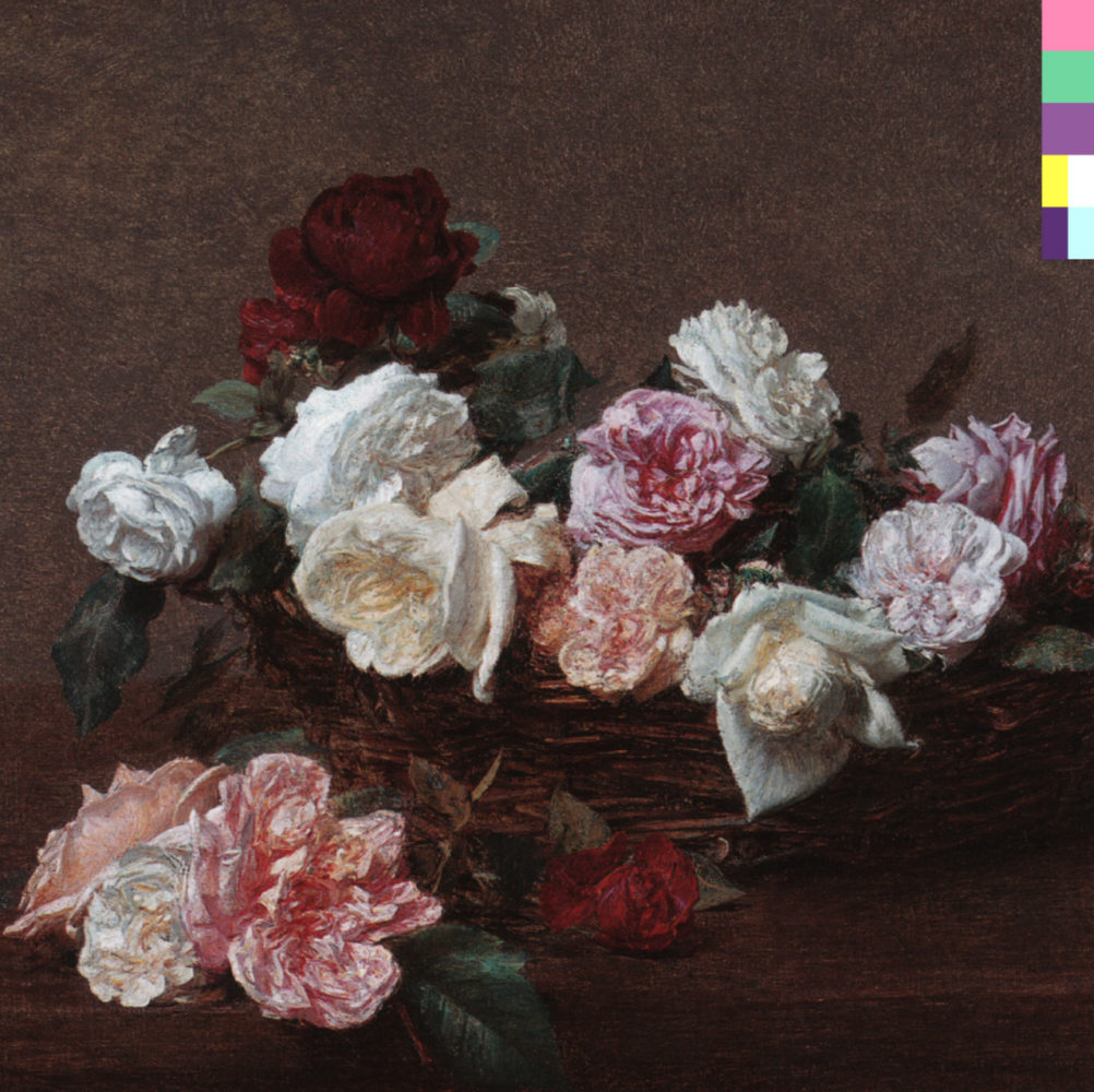 P!, Reproduction_8 Peter Saville: Sleeve design for New Order, Power, Corruption & Lies, 1983