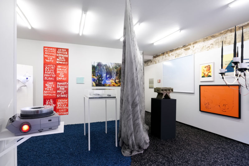 P!, The_Stand_DSF7417_Low_Res Exhibition view, P!