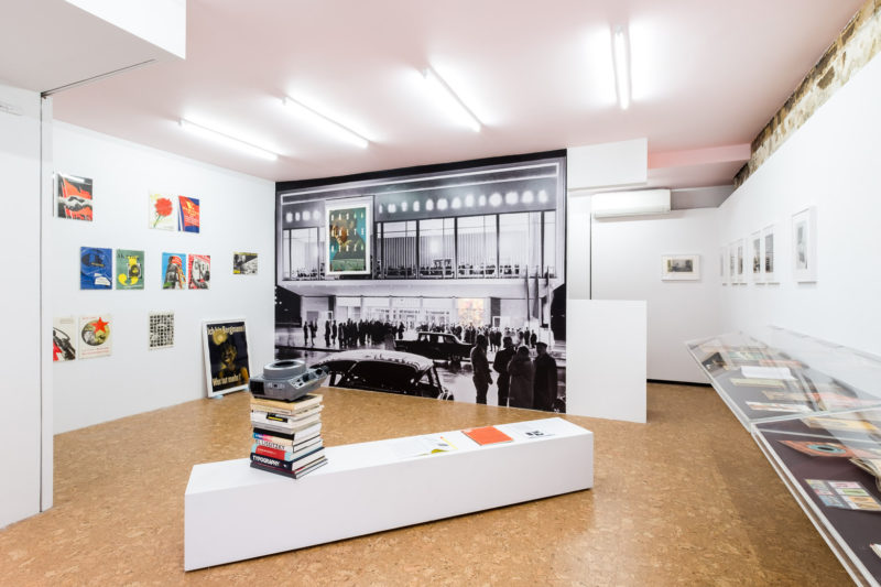 P!, klaus_wittkugel_ost_und_west_DSF5671_low_res Exhibition view, Klaus Wittkugel at P!