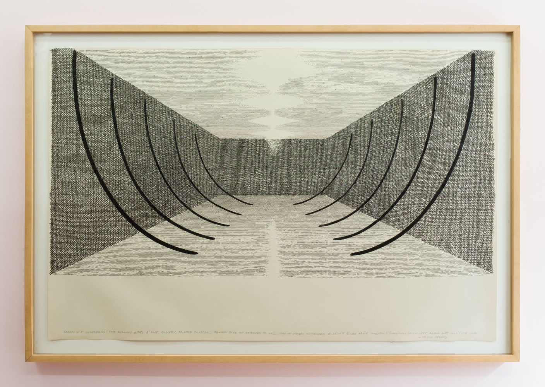 P!, o_u_DSF4770_low_res Brian O'Doherty (Patrick Ireland), Borromini's Underpass, 1980