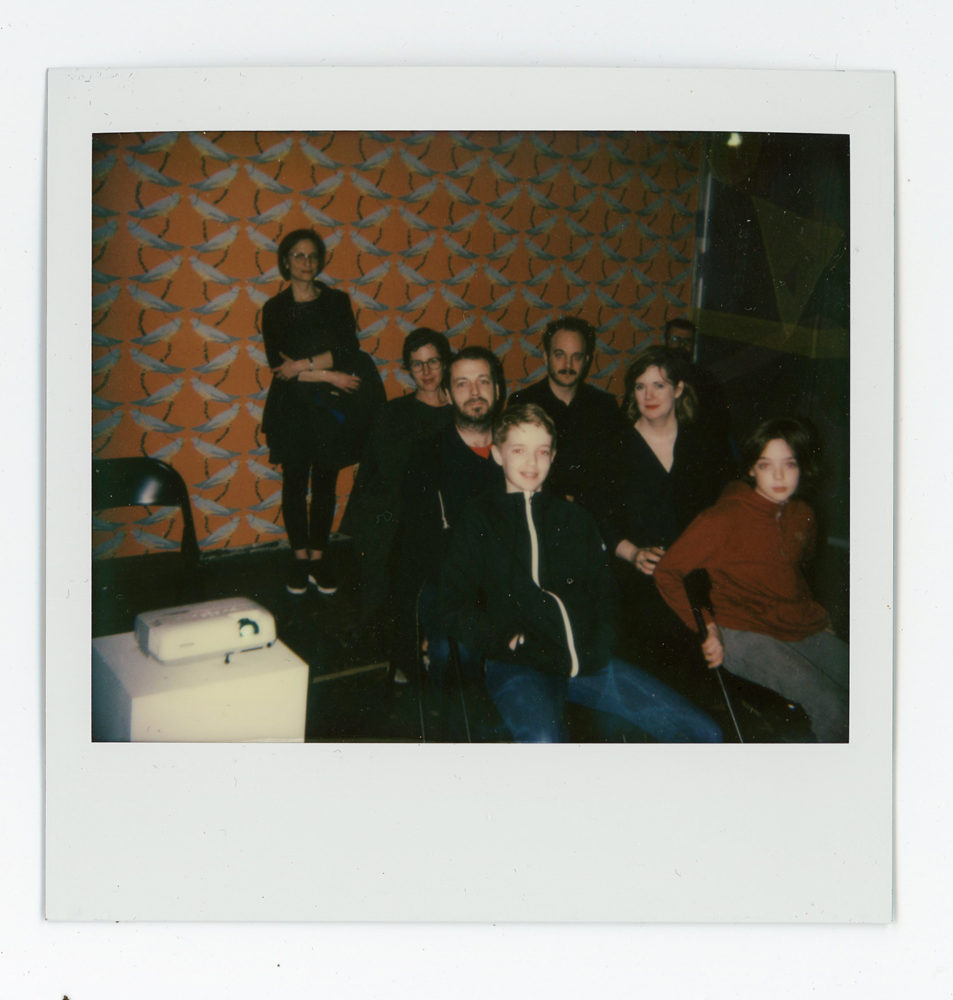 P!, we_are_the_(epi)center_Weir002 Polaroid from Grace Weir Film screening and Artist's talk
